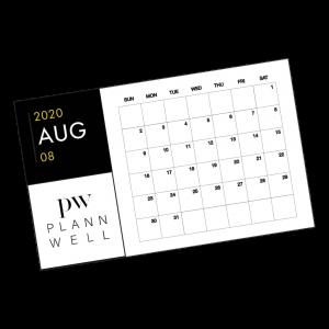 View Sutlan + Co's Plann-Well-Calendar